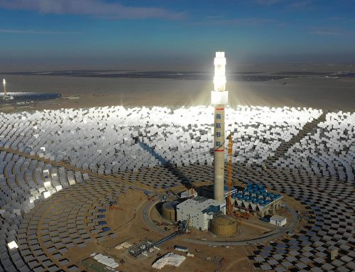 China Stumbles on Path to Concentrated Solar Power Supremacy