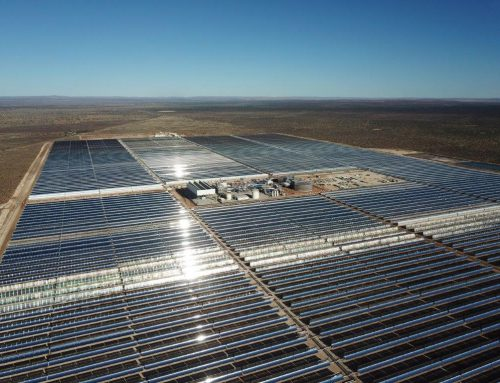 Engie completes its first Concentrated Solar Power (CSP) plant