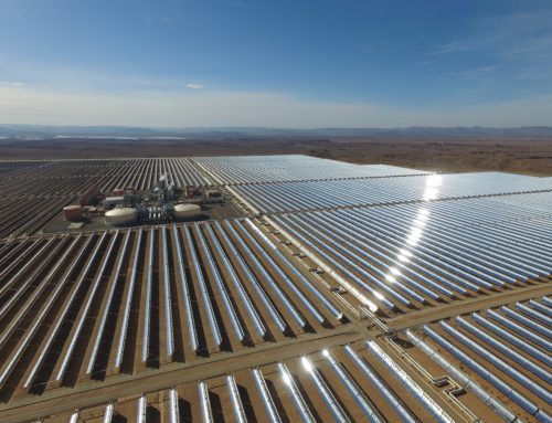 Masen has extended the tender for the Noor Midelt II concentrated solar power project to October 2019