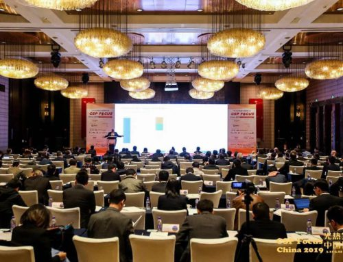 9th CSP Focus China 2019 open on Mar.21-22 in Beijing