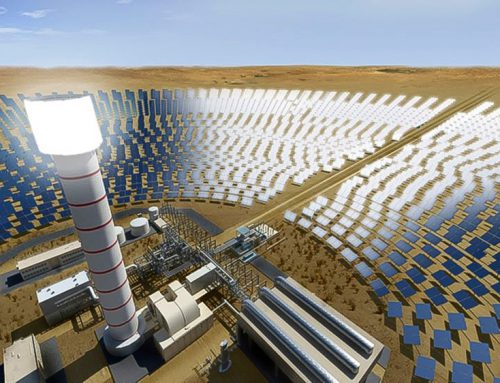 World's Largest Concentrated Solar Power Plant is in Dubai