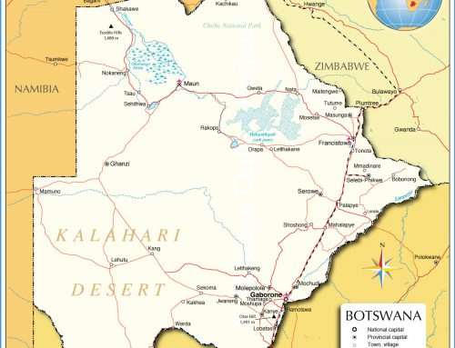 Botswana is Now Looking for Bids to Build 200 MW of Concentrated Solar Power