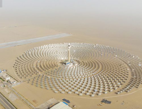 Full capacity test a success for concentrated solar power plant in China