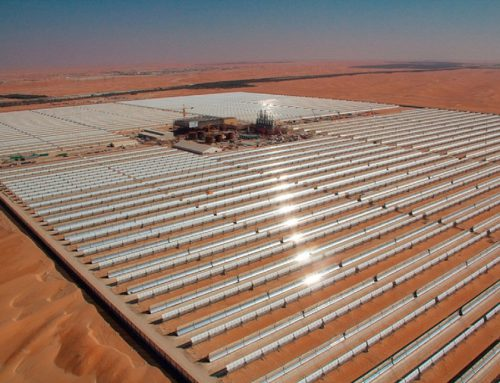 One-million LTI-free hours at Shams 1 concentrated solar power plant in Abu Dhabi
