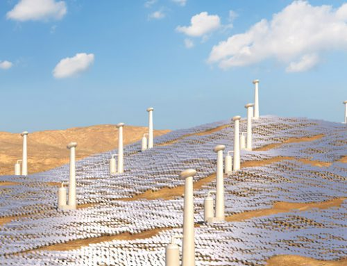 Capex of modular Concentrated Solar Power plants could halve if 1 GW deployed