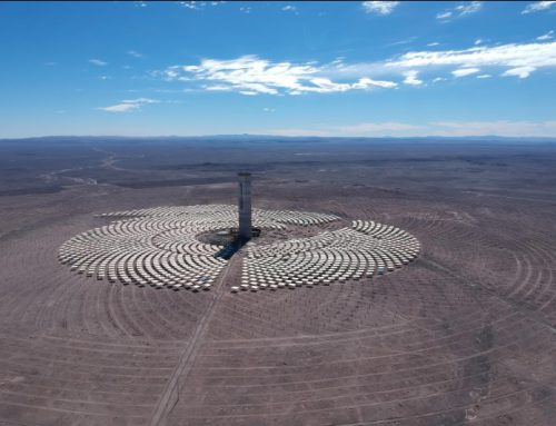 Copec inks PPA with Cerro Dominador Concentrated Solar Power plant