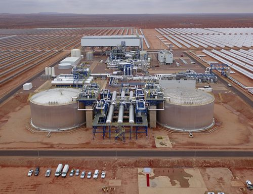 Sener looks to expand generating capacity at concentrated solar power plant