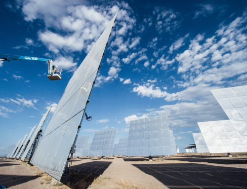 Real-Time Sky Imaging Cameras to Speed Up Concentrated Solar Power Response Time