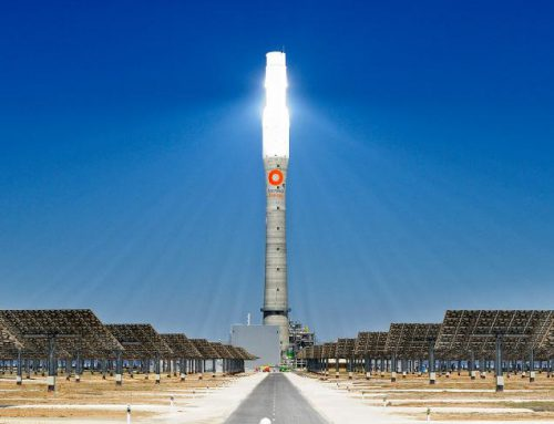 Concentrated Solar Power+TES match a 100% clean grid