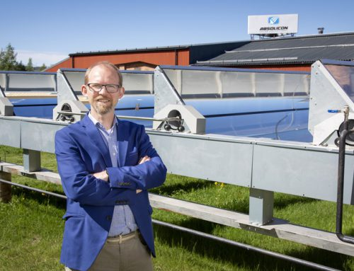 Absolicon gets grant for solar thermal plant in Sweden