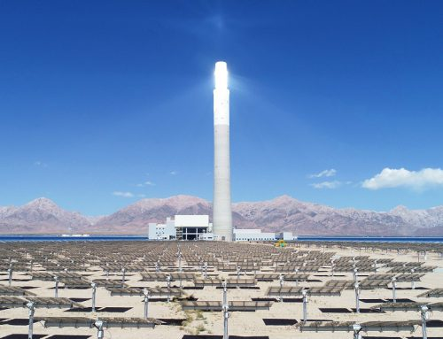 Concentrated Solar Power builders modify tower storage to combat heat swings