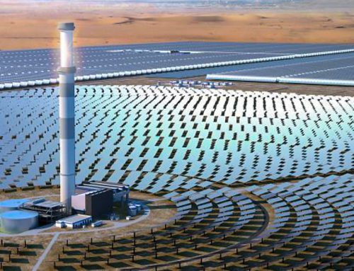 Shanghai Electric wins EPC contract for 5th phase project of Dubai solar park