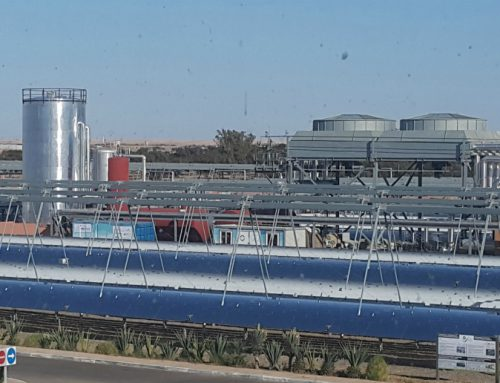 Concentrated solar power plants to produce electricity at night thanks to storage technology