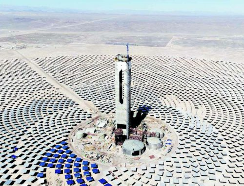 Cerro Dominador Eyes on More Concentrated Solar Power projects in Chile