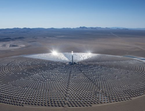Crescent Dunes Concentrated Solar Power plant owner wants project back online by year's end