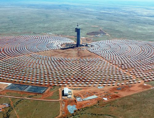 Concentrated Solar Power towers' impact on birdlife lower than expected
