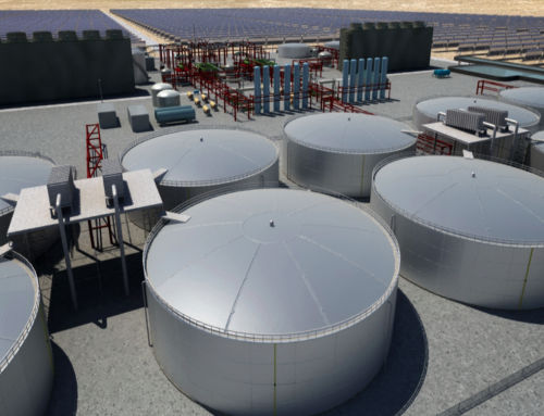 Nov 5 Webinar: Abengoa on Retrofitting CSP Plants for Intermittent Renewable Energy Storage