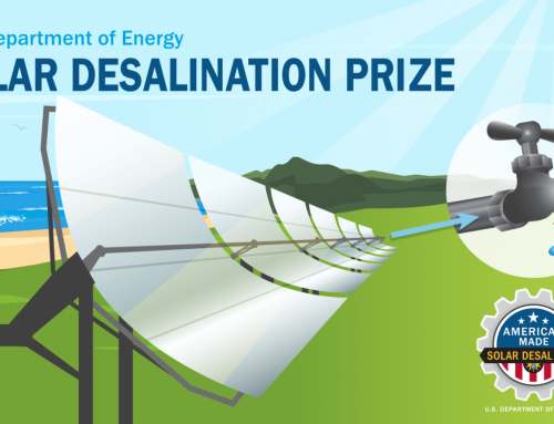 US DOE Announces Quarterfinalists in $9 Million Solar Desalination Prize