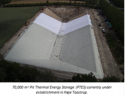Aalborg CSP receives order for lid solution for Integrated Pit Thermal Energy Storage (PTES) System