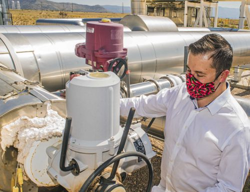 US Concentrated Solar Power valve leap boosts prospects for hotter plants