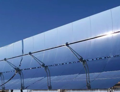 Low-cost liquid metal coating for concentrated solar power (CSP) polymeric mirrors