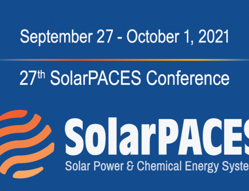 SolarPACES 2021 – First Announcement and Call for Papers
