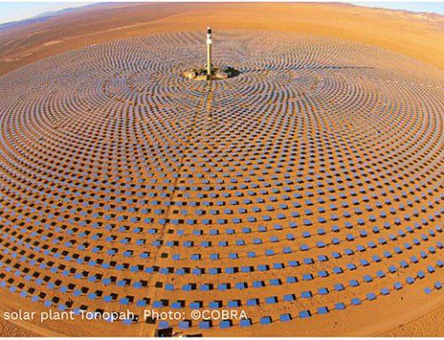 Will concentrated solar thermal power dominate the energy industry?