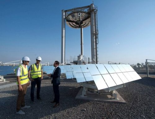 UAE-Based Startup Wahaj Solar Aims To Produce Low-Cost Solar Power That Can Be Used Across An Array Of Applications