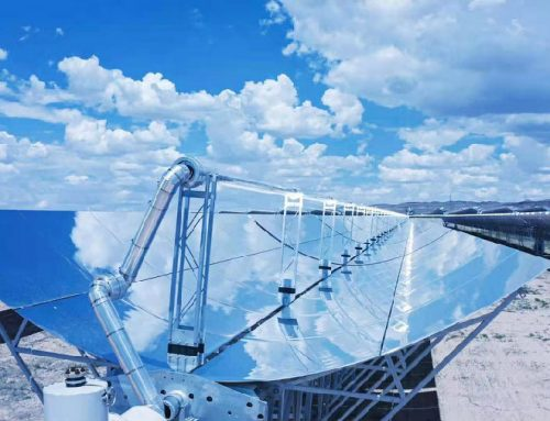 Another 2*100MW Concentrated Solar Power announced in Northeast China