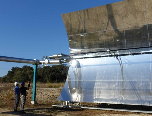 Research for more economical concentrated solar power